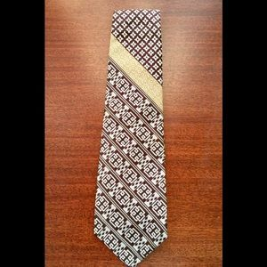 The Bert Pulitzer Company Vintage Tie